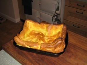 High Blean B&B Semer Water Yorkshire Pudding