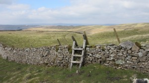 First stile you come to