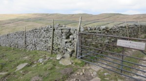 Take the stile not the gate
